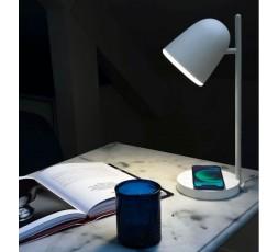 LAMPE DE BUREAU AVEC CHARGEUR A INDUCTION - LUNAR