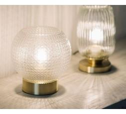 LAMPE DIAMOND EN VERRE - ANDREA HOUSE