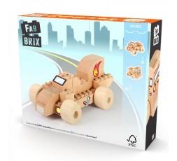 FABBRIX BOLIDES JEUX DE CONSTRUCTION 22 PCS