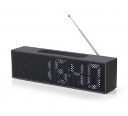 RADIO REVEIL TITANIUM