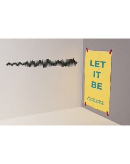 THE LINE MUSIC - LET IT BE BY JOHN LENNON & PAUL MCCARTNEY